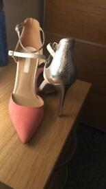 Brand new size 5 shoes