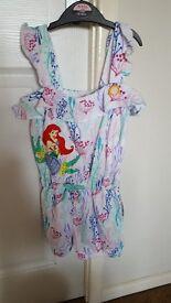 Disney Little Mermaid playsuit