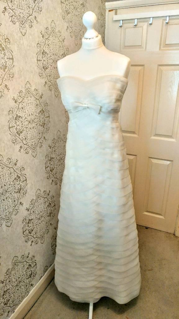 Wedding Dress Size 4 10