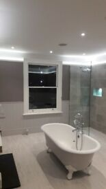 Bathroom Installation, Bathroom Refurbishment, Bathroom Fitter, Tiling, Plumber, Tiler, Plumbing