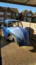 Beetle project for sale with 1641 engine