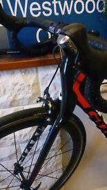 Giant Advanced TCR SL 4 carbon road bike