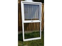 Window double glazed white