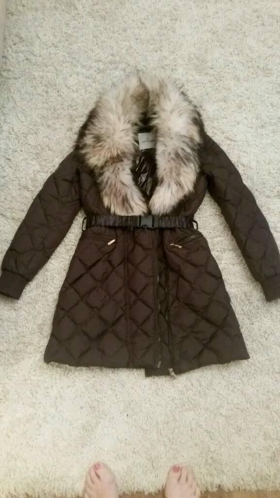 Moncler coat (milbrook ) genuine!!!