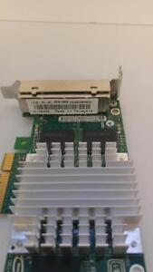IBM 45W1959 Quad-Port PCI-E PRO/1000 Network Ethernet Server Adapter Card