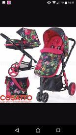 Cosatto Tropico limited edition