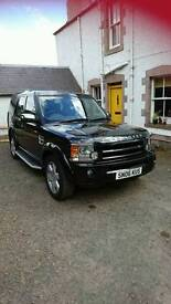 Landrover discovery 3 hse. 2.7 diesel.