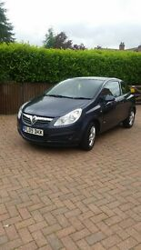 **vauxhall corsa 3 door** great car, low mileage £2000 ONO