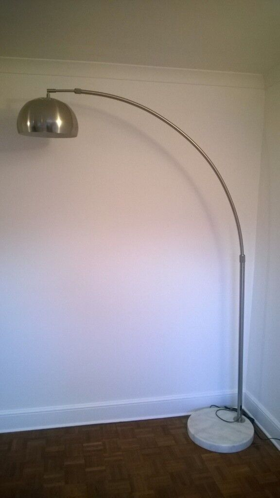 Giant Curved Floor Lamp Dwell In Hampstead London Gumtree