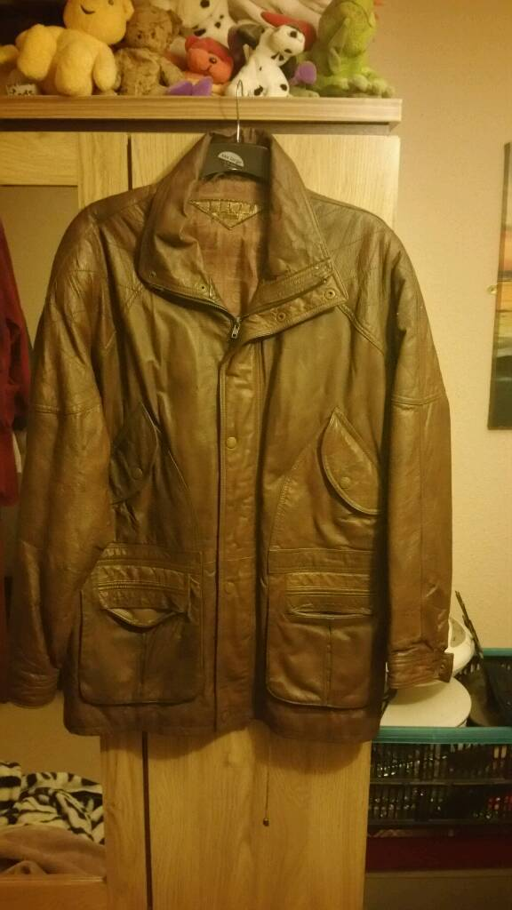 Leather Jackets for salein Peterborough, CambridgeshireGumtree - £15 each Good condition Size Large