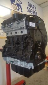 FORD TRANSIT RECONDITIONED ENGINE EURO 5 2.2cc FWD RWD £1595.00 FITTING SERVICE AVAILABLE nott