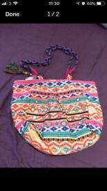 Bag new / changing bag