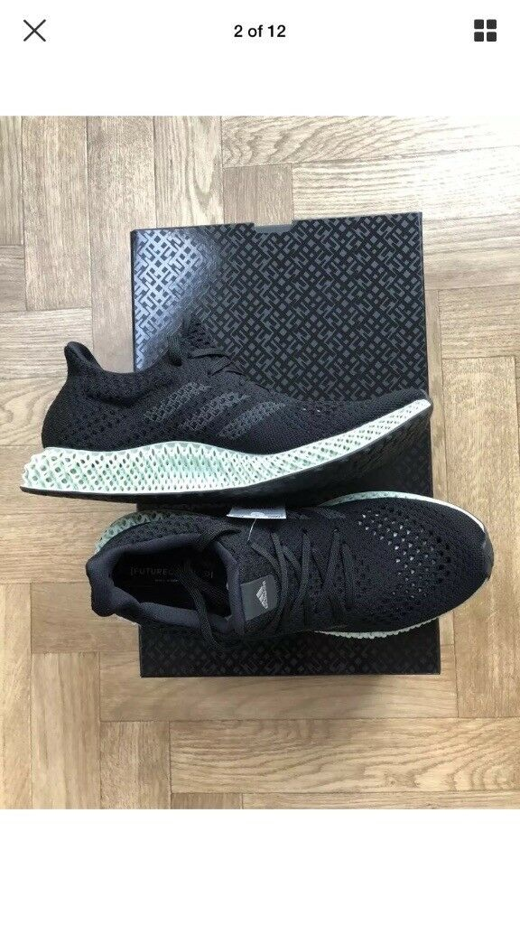 e4935e9186ed Adidas future craft 4d men s trainers new boxed UK9