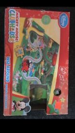 Mickey Mouse Wizz around puzzle £5 collection only SL2 3PJ