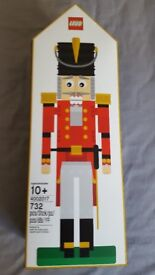 Lego Exclusive Nutcracker employee Christmas present 2017