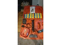 NEW Tacwise Ranger 40 Duo professional cordless nailer/stappler