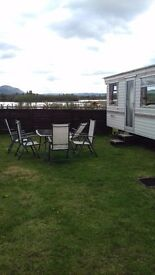 HOLIDAY CARAVAN. HOWE OF FIFE SCOTLAND.UNIQUE RURAL RETREAT.LATE DEAL THIS WEEK. 5 TO 7NIGHTS £200.
