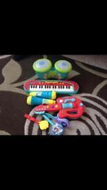 Kids music set