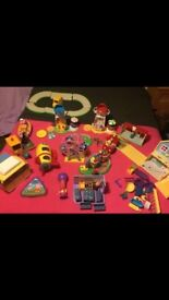 Lots of Peppa pig toys for sale