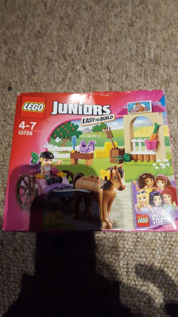 New Lego Friends Juniors Set 10726 Horse Stables In Shoreham By