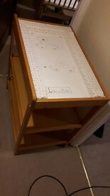 Mothercare used changing unit, Used but good as new condition