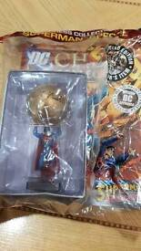Eaglemoss DC Chess Collection Superman special