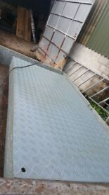 Temporary Roadway 2.4m x 1.2m x 12mm - Good condition - 100 sheets or smaller quantities available