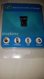 Bluetooth usb dongle NEW