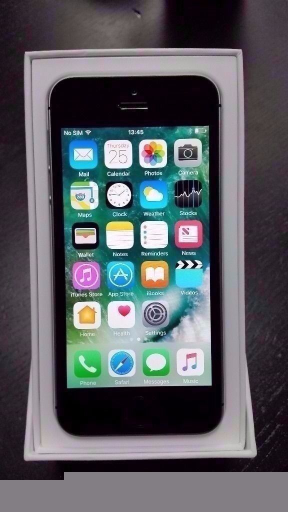 APPLE IPHONE SE 32GB VODAFONE WITH WARRANTY AND RECEIPTin Coventry, West MidlandsGumtree - APPLE IPHONE SE 32GB APPLE WARRANT MAY 2018 FOR PEACE OF MIND WORKS ON THE VODAFONE/LEBARA NETWORK SPACE GRAY IN COLOUR USED CONDITION COLLECTION FROM QUINTON PARK IN CHEYLESMORE RECEIPT WILL BE PROVIDED TEL 02476 501446 MANY THANKS
