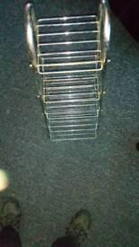 Saucepan rack
