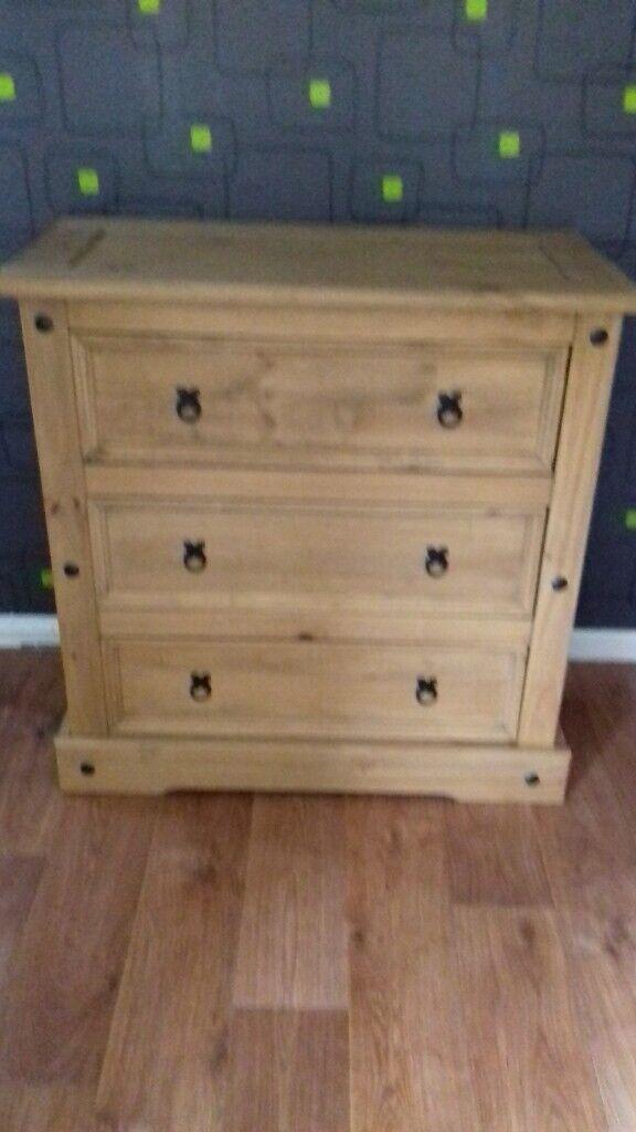 corona pine chest of draws brand new   in Ashburton, Devon   Gumtree