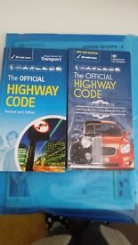The Official Highway Code Book 2007 and 2015 Edition
