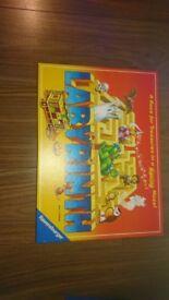 Labrinth board game