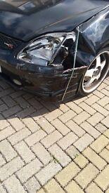 Honda civic spares or repairs