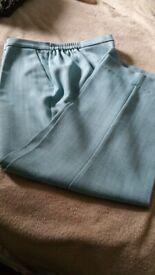 Ladies heavier weight trousers size 18 from EWM . Honoe Millburn.bargain