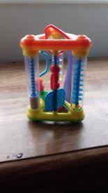 Baby sensory toy.