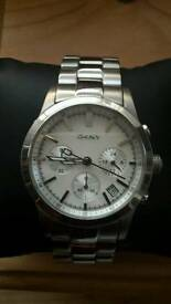 DKNY Mother of Pearl Ladies Watch. Offers considered.