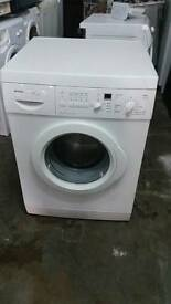 BOSCH WHITE WASHING MACHINE 3 MONTHS GUARANTEE