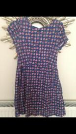 Next heart dress. Size 12. Pet and smoke free home. Collection only.