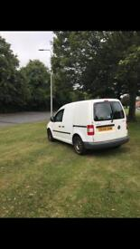 Volkswagen Caddy TDI choice of 2