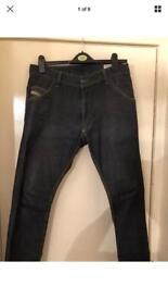Diesel Krooley Jeans 31w 30L Genuine