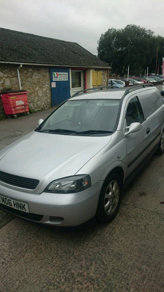 Vauxhall Astra Sportif 1.7cdti