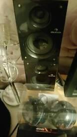 Auna areal-525 5.1 surround sound