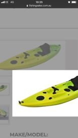 Kayak for sell