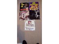 JAZZ BANDS -5 X 12.INCH VINYL LP'S-EX
