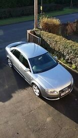 Audi a4 sline 2.0TDI auto 180k great condition