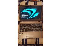 "13"" NVIDIA Gaming Laptop - £500 O.N.O - Pefect for gaming on the move!"