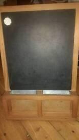 Ikea chalk board