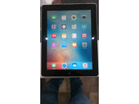 Apple ipad 4 32gb wifi with shop warranty