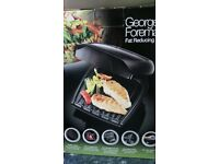 George Foreman Grill Healthy Eating
